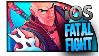 ЯПОНСКИЙ ФАЙТИНГ! - КРОШИМ САБ ЗИРО! - Обзор Fatal Fight ( iOS )