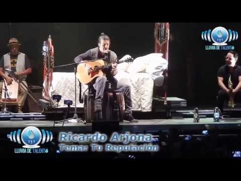 Ricardo Arjona enamoró al poliedro de caracas
