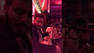 Mustafa Dinç canlı performans