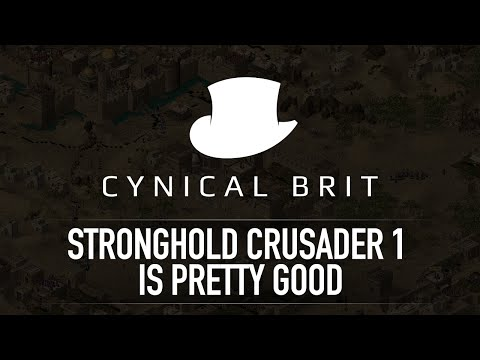 Stronghold Crusader 1 is pretty good