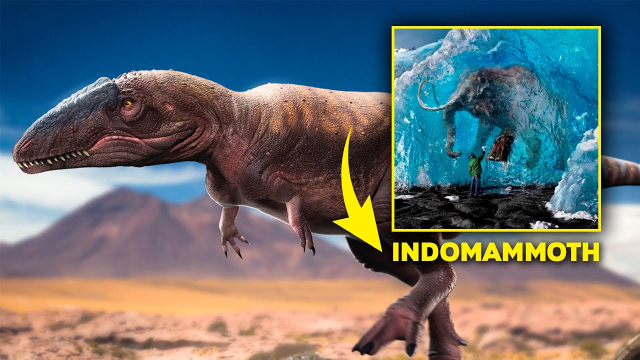 Conoce al Siamraptor y Indomammoth | Noticias