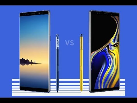 Samsung Galaxy Note 9, სამსუნგი ნოუთ 9- Antutu Benchmark Test Snapdragon  845 CPU, 6 GB of RAM