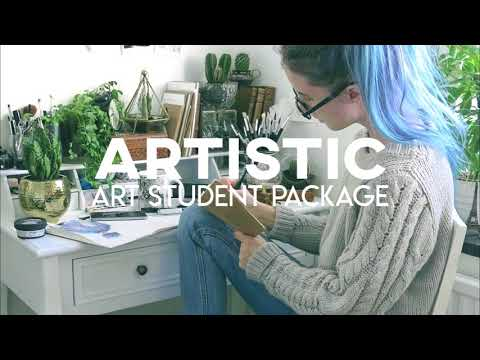 Art Student Package | ARTISTIC | Subliminal