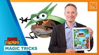 BEST FIENDS MAGIC TRICKS ft. iOSmagic - iPad Magician thumbnail