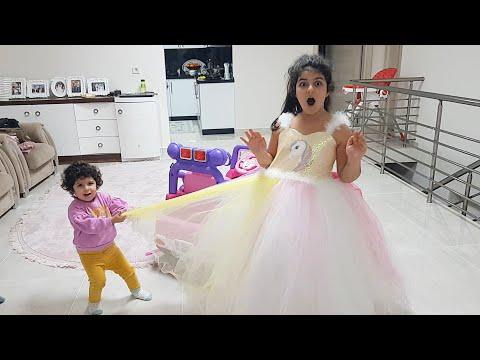 YAPRAK Prenses Elbisen Yok Düğüne Gelemezsin.Eğlence Tv