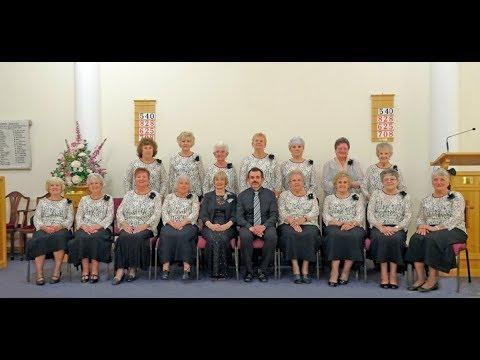 Neath & District Ladies Choir 35th Anniversary Concert