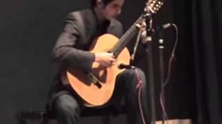 Canción de Cuna (Berceuse), Leo Brouwer interpretada por Iván Noel