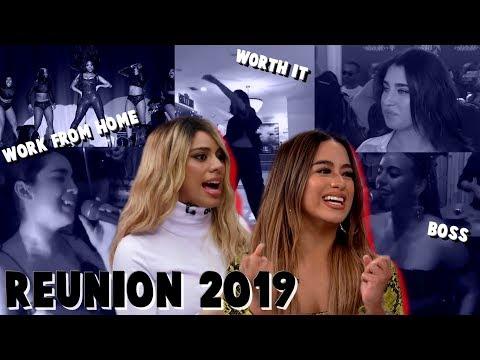 Fifth Harmony REUNION 2019 ?! (with Camila)