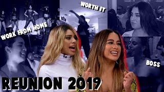 Fifth Harmony REUNION 2019 ?! (with Camila)