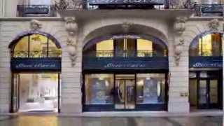 Видео-экскурсия по центру Guerlain на Елисейских полях, 68, Париж(Превосходный видео-обзор центра Guerlain в Париже, на Елисейских полях, 68. Комплекс магазинов дизайна 2013 года...., 2014-02-06T03:14:35.000Z)