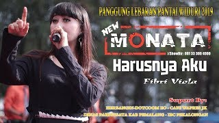 Download NEW MONATA - HARUSNYA AKU - FIBRI VIOLA - RAMAYANA AUDIO