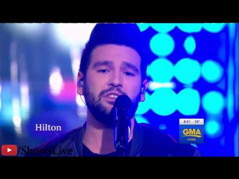 Dan + Shay From The Ground Up | LIVE Good Morning America 2016 Mar. 18