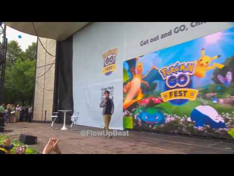Download Youtube: Niantic CEO Booed at Pokémon GO Fest 2017