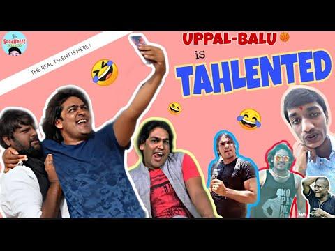 Uppal Balu Is Talented 🤣   Roast   Tgg Extras