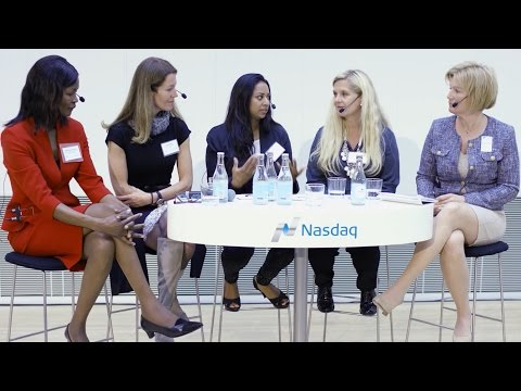 NORDIC Women Investing In Women Summit at NASDAQ