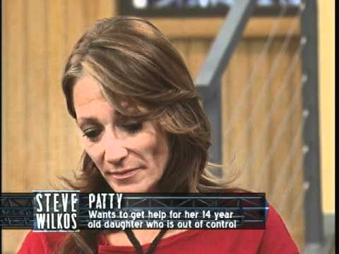 Do You Party With Your 14 Year Old? (The Steve Wilkos Show)