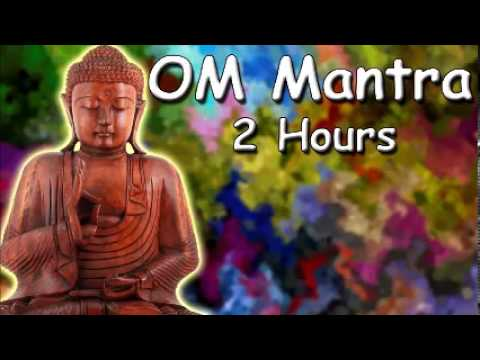 BUDDHIST CHANT - OM Mantra 2 hour meditation with Tibetan Monks