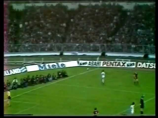 European Cup 1977-78 FINAL: Liverpool x Club Brugge