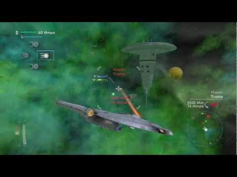 Star Trek Legacy Lets Play Part 4 Poisoned Well