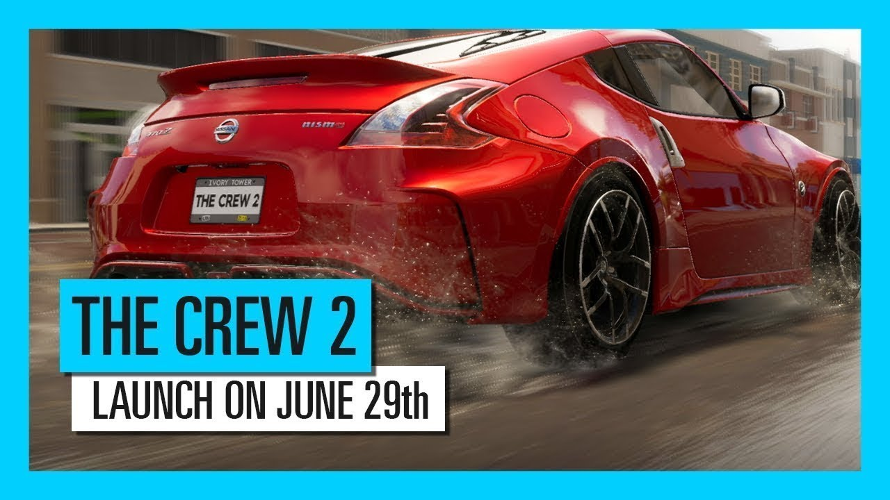 The Crew 2 - Release Date Announcement