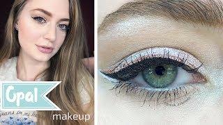 Opal Iridescent Makeup Tutorial: пошаговый видео-урок