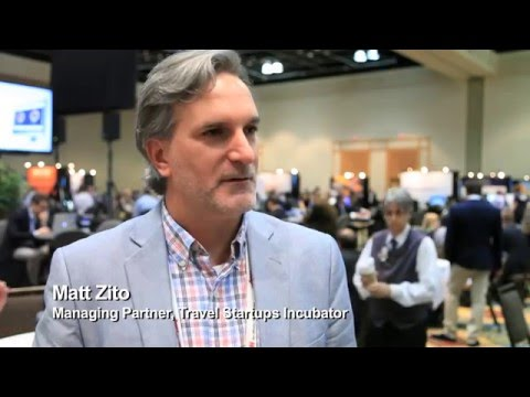 Matt Zito, Managing Partner, Travel Startups Incubator -  Phocuswright Conference 2015