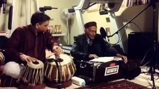 Abnash Mehra Ghazal: Kahin Chaand rahon mein kho gaya kaheen