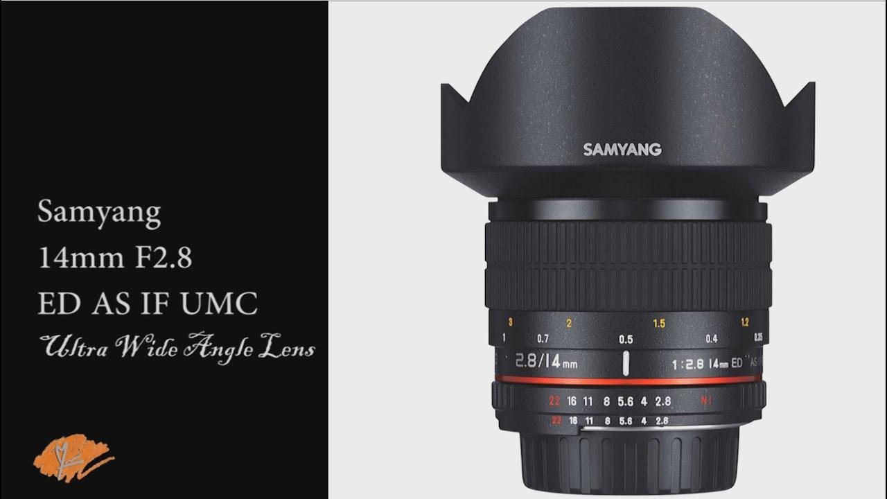Samyang 14mm f2 8 ed as if umc nikon d810 nikon d700 for Samyang 14mm nikon