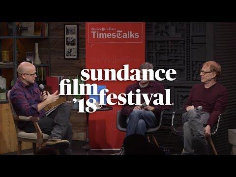 Cinema Cafe with Gus Van Sant & Danny Elfman