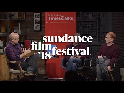Cinema Cafe with Gus Van Sant & Danny Elfman