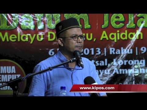 PM & Isteri Tak Terlibat Kes Pembunuhan Altantuya - Zulkifli Noordin 6/3/2013