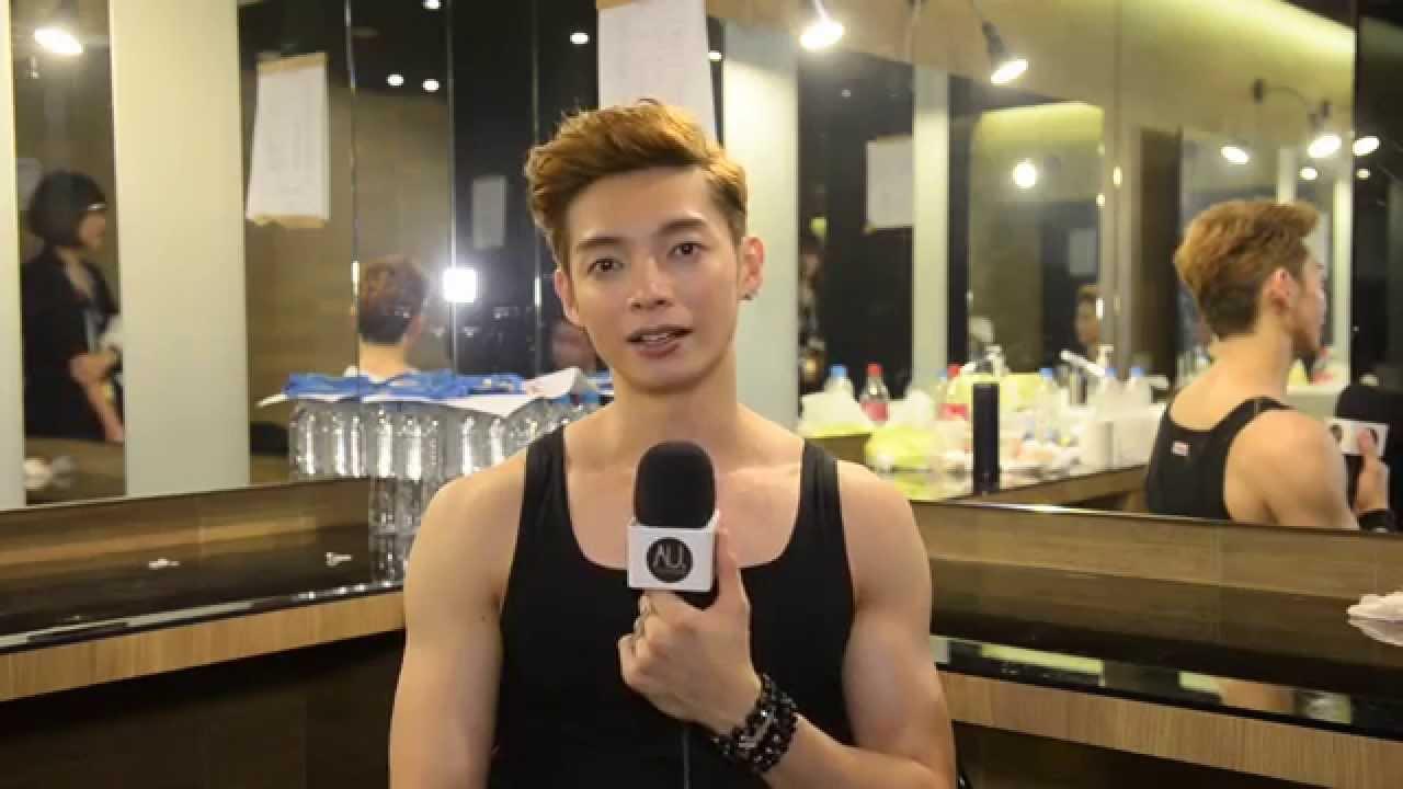 Calvin Chen (Taiwan) talks abo...