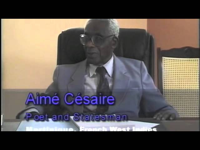 Aimé Césaire (English dub)