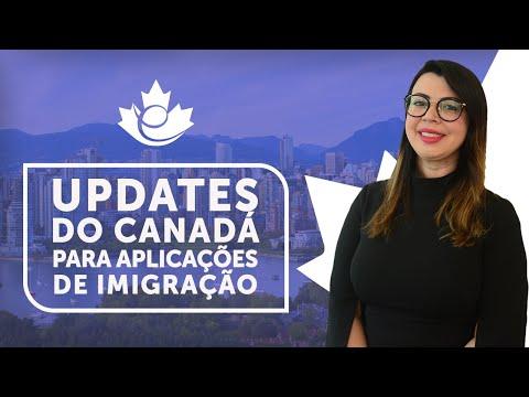 UPDATES E INFORMAÇÕES SOBRE IMIGRAÇÃO E VISTOS PARA O CANADÁ