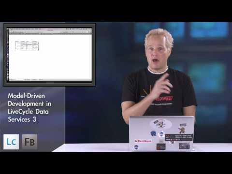 ADC Presents - Model-Driven Development in LiveCycle Data Services 3