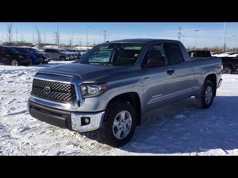 2019 Toyota Tundra SR5 Review