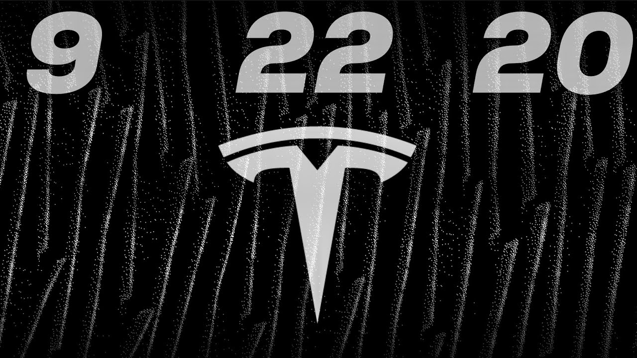Possible Clues from Tesla's Battery Day Invite