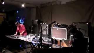 T. Mikawa [美川 俊治] & Tetuzi Akiyama [秋山 徹次] live at Multiple Tap 2014