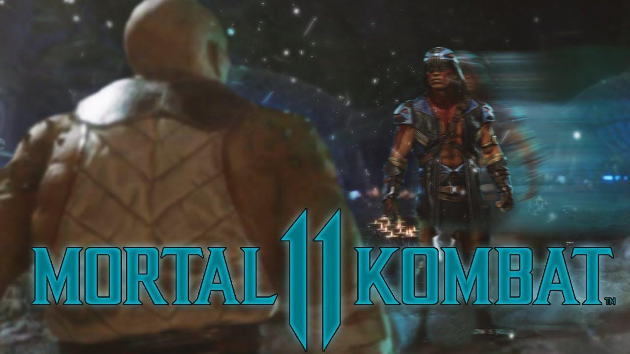 Mortal Kombat 11- SINDEL DLC Character GAMEPLAY PREPARATIONS