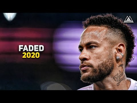 Neymar Jr • Alan Walker - Faded | Skills & Goals | HD