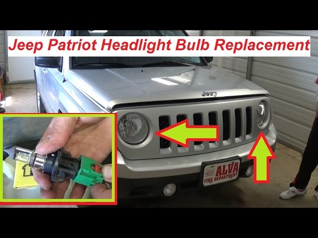 [SCHEMATICS_43NM]  Jeep Patriot Headlight Bulb Replacement. 2007 - 2015 - YouTube | 2014 Jeep Patriot Headlight Wiring |  | YouTube
