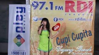 Cupi Cupita - Goyang Basah - Radio RDI Jakarta