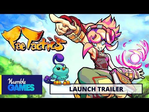 Fae Tactics - Tactics RPG - Launch Trailer