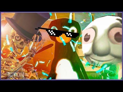 Pingu Escapes Skyrim   SFM Music Video feat. Holder/MLW