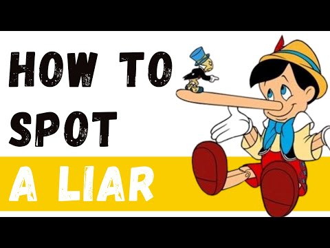 Are they liars? from YouTube · Duration:  4 minutes 21 seconds