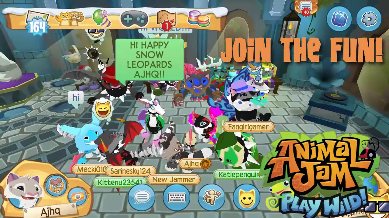 Image of: Png Youtube Animal Jam Play Wild Update Youtube