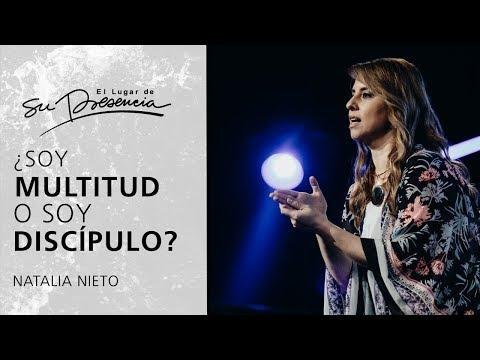 ¿Soy multitud o soy discípulo? - Natalia Nieto | Prédicas Cortas #50