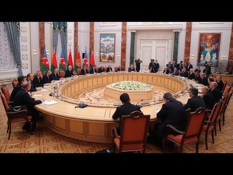 Лукашенко: Азербайджан для Беларуси был и остается надежным стратегическим партнером