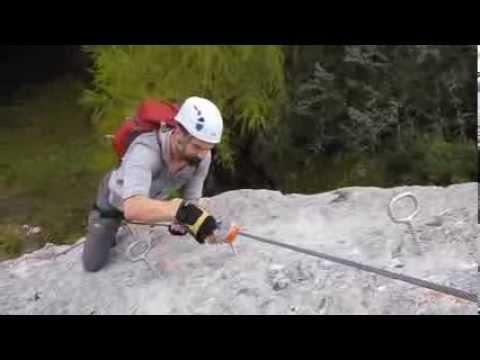 Klettersteig Magnifici Quattro : Discovery dolomites: via ferrata magnifici 4 youtube
