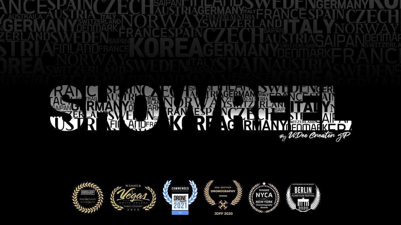 2020 제주 국제 드론 필름 페스티벌 (JDFF) Dronography 부문 수상작 'ShowReel' 🏆